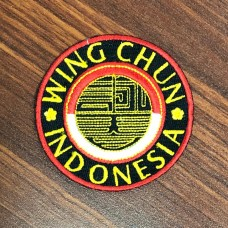 Bordir Logo Federasi Wing Chun Indonesia