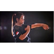 Kaos Wing Chun Anak