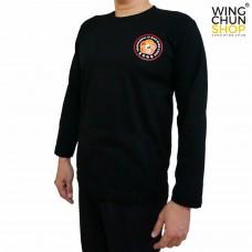 Kaos Wing Chun Lengan Panjang